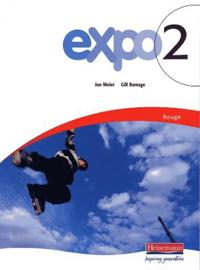 Expo 2 rouge pupil book