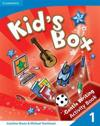 Kid's Box Level 1 Gentle Writing Activity Book
