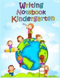 Writing Notebook Kindergarten: Journal Notebook Lined Pages