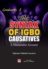 Syntax of Igbo Causatives