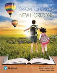 Revel for Introduction to Contemporary Special Education: New Horizons with Loose-Leaf Version