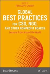 Global Best Practices for CSO, NGO, and Other Nonprofit Boards