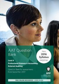 Aat external auditing - question bank