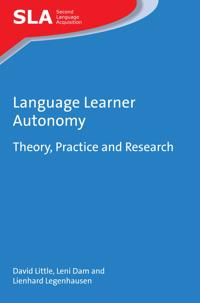 Language Learner Autonomy: Theory, Practice and Research
