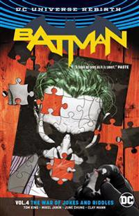 Batman Vol. 4 The War Of Jokes And Riddles (Rebirth)