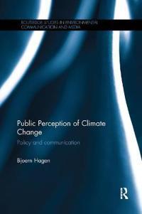 Public Perception of Climate Change