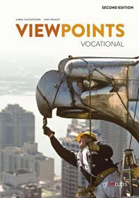 Viewpoints Vocational, elevbok
