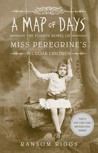 A Map of Days - Ransom Riggs - böcker (9780735231566)     Bokhandel