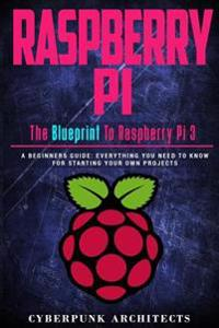 Raspberry Pi: The Blueprint to Raspberry Pi 3: A Beginners Guide: Everything You Need to Know for Starting Your Own Projects