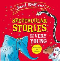 Spectacular stories for the very young - four hilarious stories!
