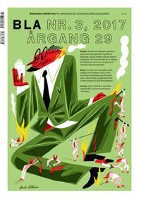 BLA - Bokvennen litterær avis. Nr. 3 2017