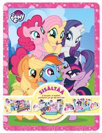 My Little Pony Happy Tin -puuhapakkaus