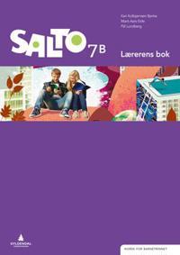Salto 7 - Kari Kolbjørnsen Bjerke, Mette Oftedal Pedersen | Ridgeroadrun.org