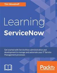 Learning ServiceNow