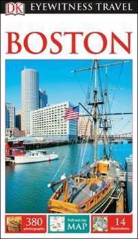 Boston: Eyewitness Travel Guide
