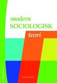 Modern sociologisk teori