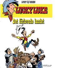 Lucky Luke 90 - Det förlovade landet