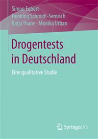 Drogentests in Deutschland