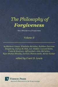 The Philosophy of Forgiveness