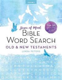 Peace of Mind Bible Word Search