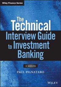 Technical Interview Guide to Investment Banking