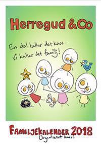 Herregud & Co Familjekalender 2018