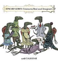 Creatures Real and Imagined 2018 Calendar
