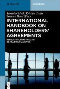 International Handbook on Shareholders´ Agreements