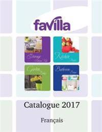 Favilla Catalog 2018