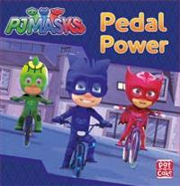 Pj masks: pedal power - a pj masks story book