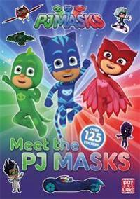 PJ Masks: Meet the PJ Masks!
