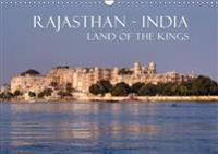 Rajasthan India Land of the Kings 2018