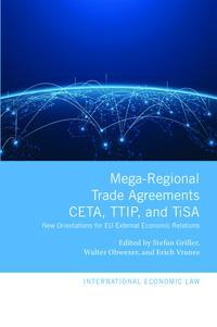 Mega Regional Trade Agreements