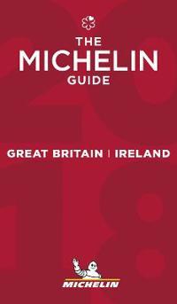 Michelin Guide Great Britain & Ireland 2018: Restaurants & Hotels