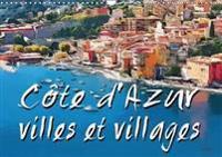 Cote D'azur Villes Et Villages 2018