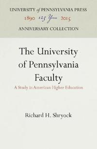 The University of Pennsylvania Faculty