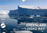 Greenland Disko Bay 2018