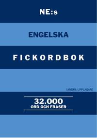 NE:s engelska fickordbok : Engelsk-svensk - Svensk-engelsk 32000 ord och fraser