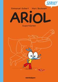 Ariol – Superhästen