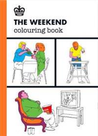 The Weekend Colouring Book
