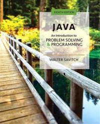Java: An Introduction to Problem Solving and Programming Plus Mylab Programming with Pearson Etext -- Access Card Package [With Access Code]