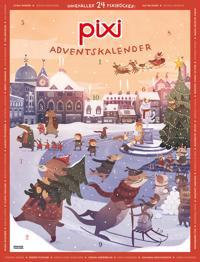 Pixi adventskalender - Cecilia Heikkilä