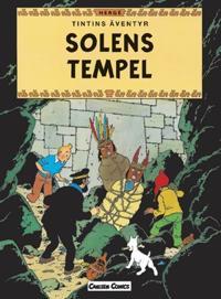 Tintins äventyr. Solens Tempel