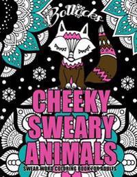 Swear Words Coloring Books Adlibris Bokhandel Storst Utvalg Fri