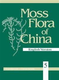 Moss Flora of China, Volume 5: Erpodiaceae to Climaciaceae