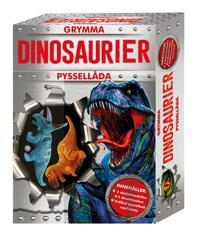 Grymma dinosaurier - pyssellåda