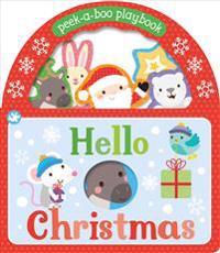 Hello Christmas: Peek-A-Boo Playbook