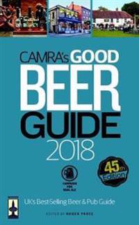 Camra's Good Beer Guide 2018