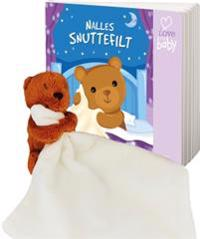 I love my baby: Nalles snuttefilt – presentbox
