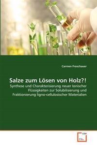 Salze Zum Losen Von Holz?!